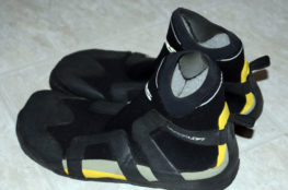 NRS Freestyle wetshoe side view