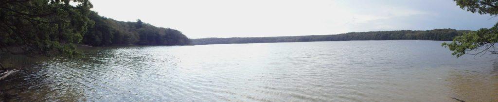 Lake Manitou Panoramic View