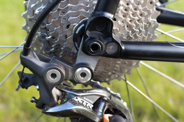 Ritchey Ultra Rear Derailleur Hanger and Dropout