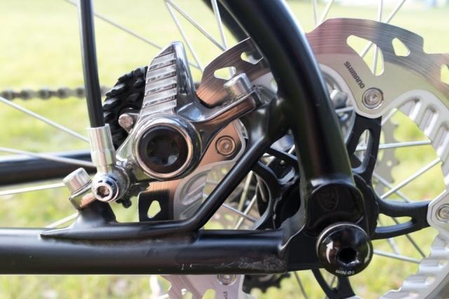 Ritchey Ultra Rear Disc Brake Mount