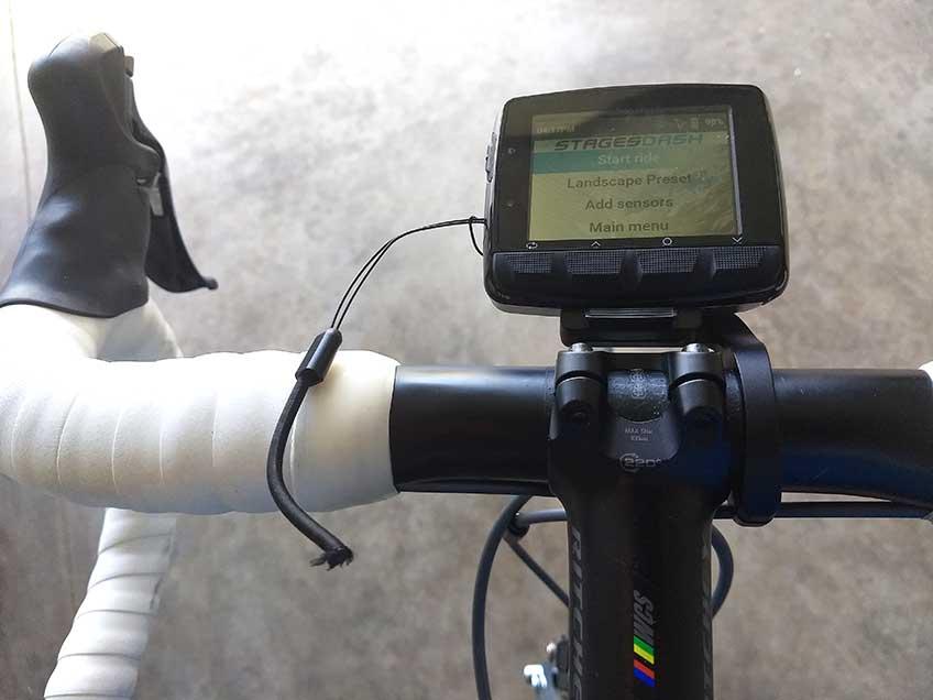 Stages Dash L50 Bike Computer