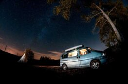 Electric Options for Van Campers