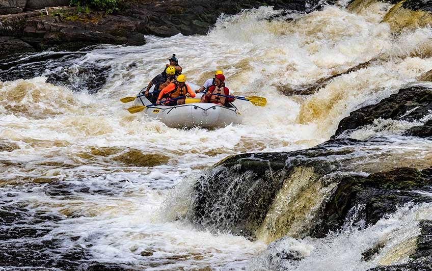 piers gorge rafting